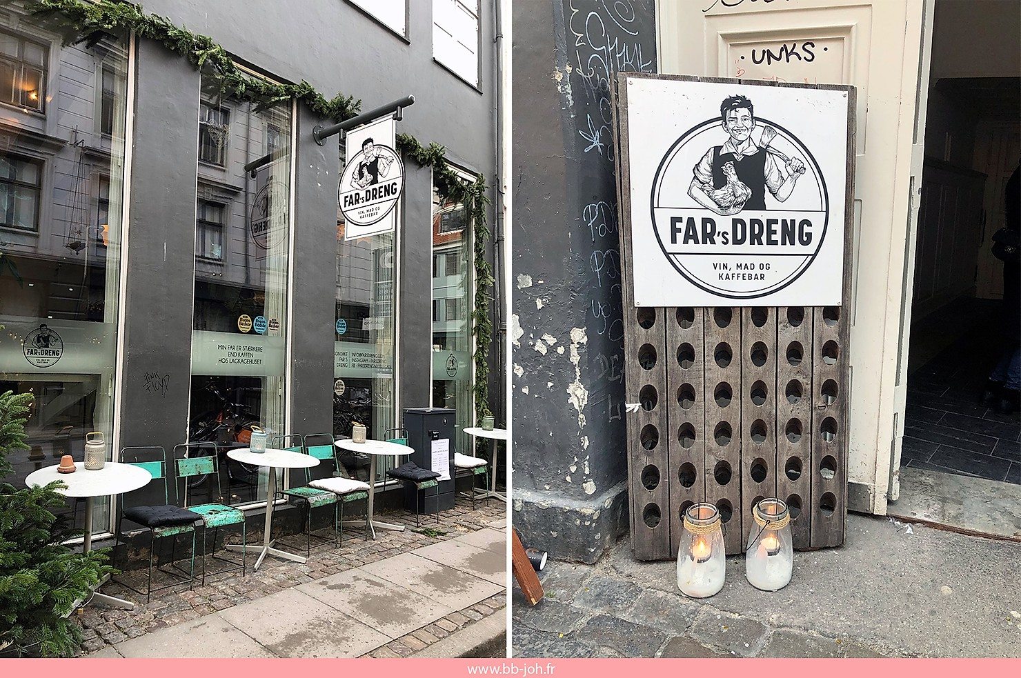 Far's Dreng Copenhague