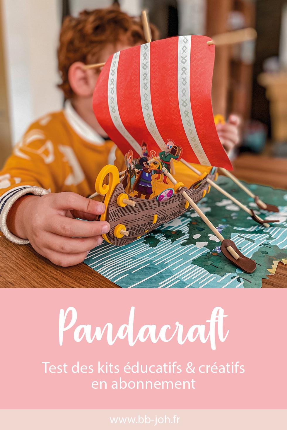 Avis test code promo pandacraft
