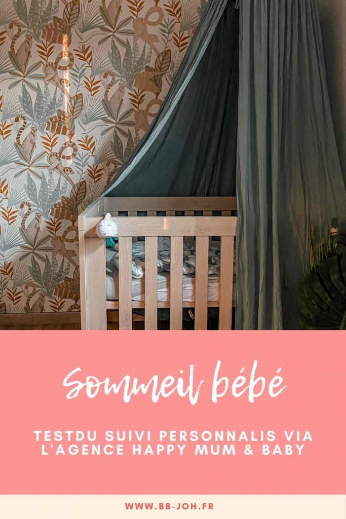 consultation sommeil bébé