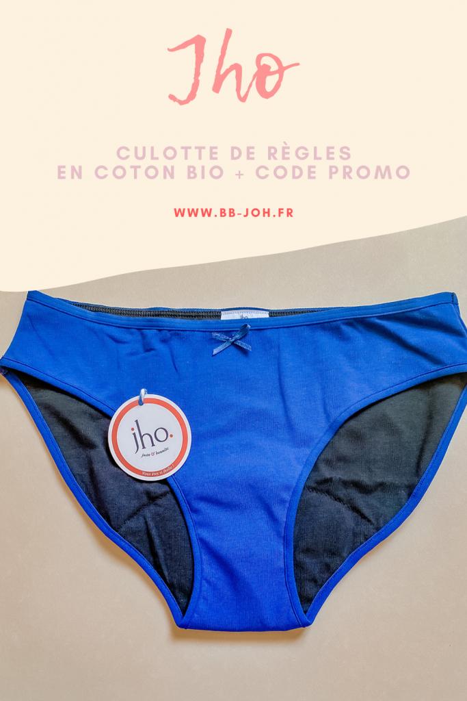 code promo culotte menstruelle