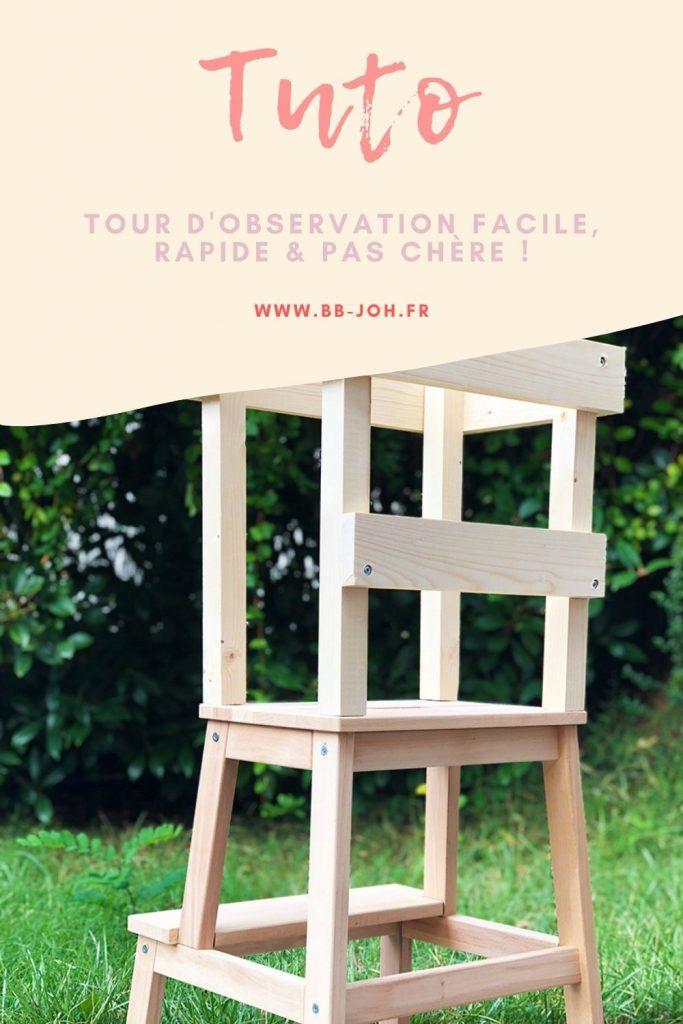 tour observation montessori