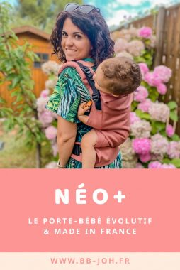 porte bebe neobulle